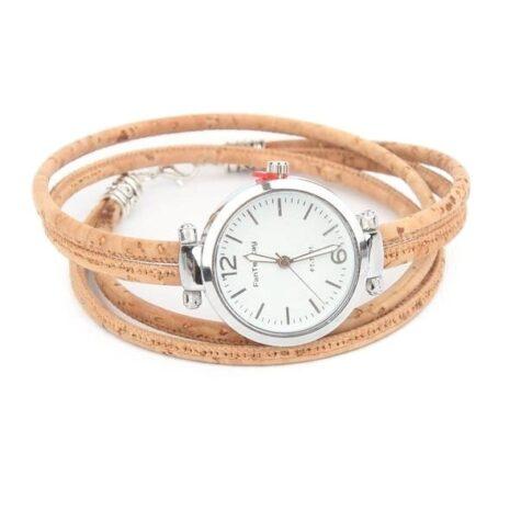 Dame-armbåndsur-kork-vegans-hvid-baggrundk