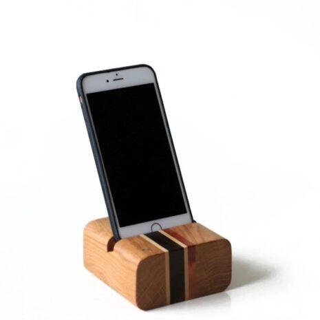 smartphone-bordstander-woodlook