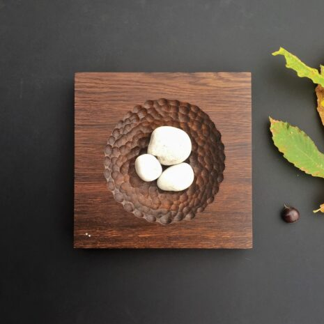 wood unik skål