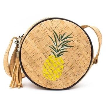 Bodycross Håndtaske Ananas