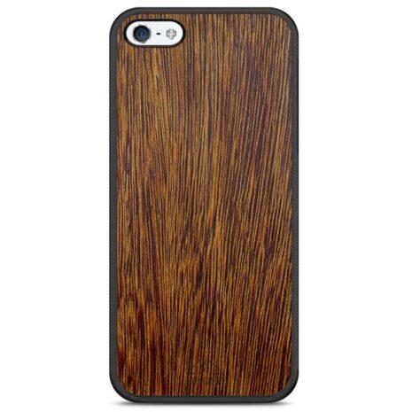 IPHONE 5 5S SE cover træ