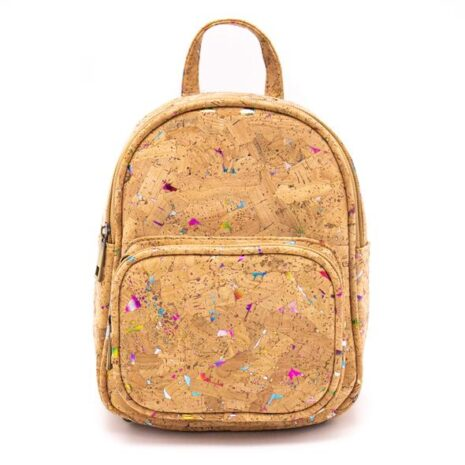 Natural-color-plus-rainbow-color-cork-ladies-backpack-High-quality-cork-fabric-made-Cork-Backpack-girls (2)