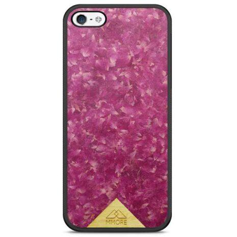 iphone 5 mobilcover med rosenblade