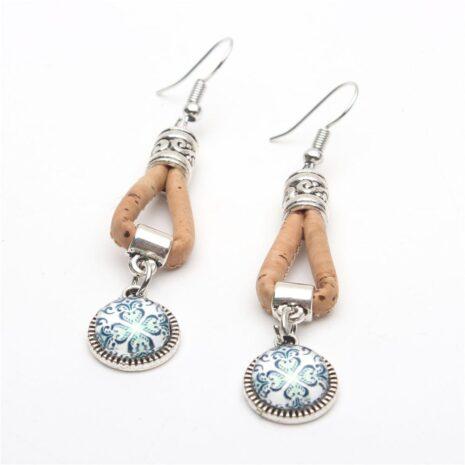 smykkesæt øreringer armbånd halskæde portugal (6)