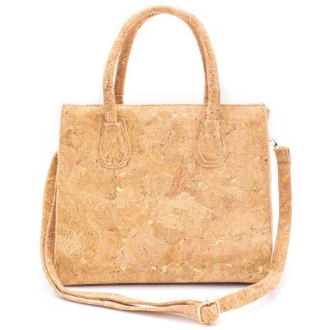 håndtaske korklæder guld sølv (1)