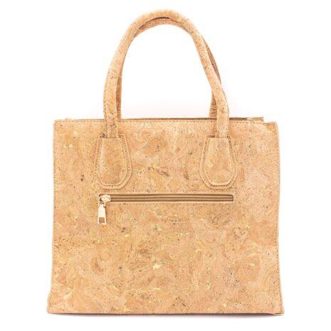 håndtaske korklæder guld sølv (10)