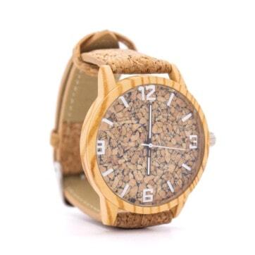 Armbåndsur kork