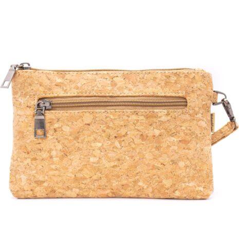 Håndtaske korklæder envelope clutch purse (3)