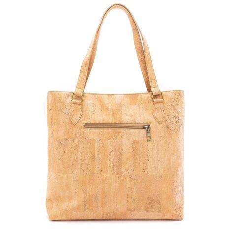 Vegansk håndtaske lavet af korklæder (4)