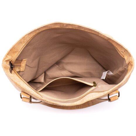Vegansk håndtaske lavet af korklæder (6)