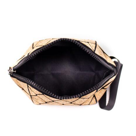 makeup taske vegansk korklæder 5