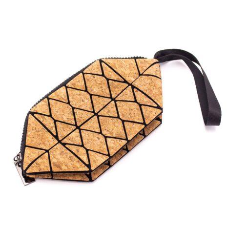 makeup taske vegansk korklæder 6