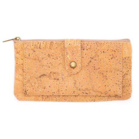 Vegansk korkpung lavat af korklæder BAG-2039
